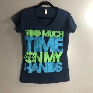 "Styx 2013 Tour ""Too much time on my hands"" Large"